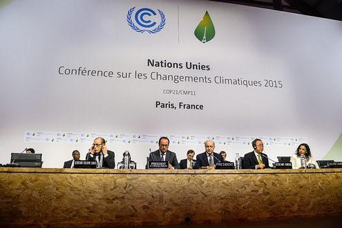 Climate deal UN