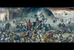 Αλωση Κωνσταντινούπολης