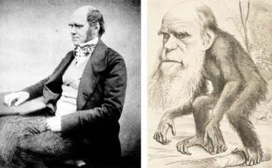 Επιστροφή σε προπολιτικές εποχές διαμέσου Δαρβινιστικών παραδοχών